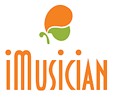 IMusician logo noiss rock digital