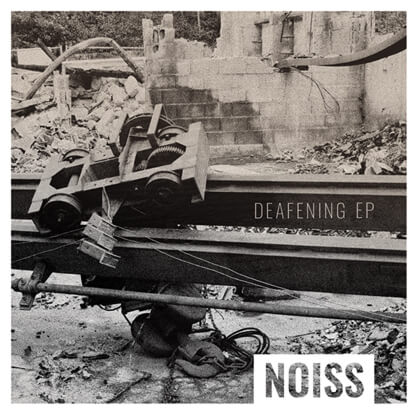 noiss defeaning ep cover rock
